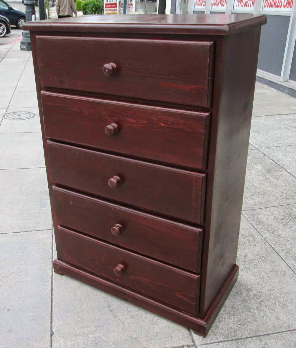 Uhuru furniture collectibles sold wine color all wood