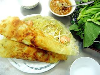 Xeo Cake in Quang Binh 2