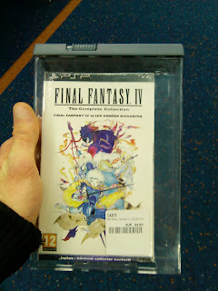 how to get final fantasy iv the complete collection p