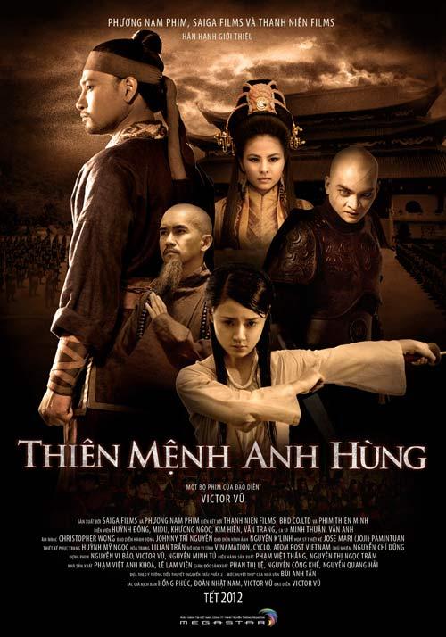 Thiên Mệnh Anh Hùng - Blood Letter