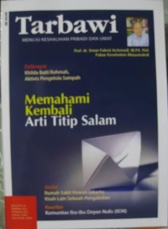 majalah tarbawi edisi 283
