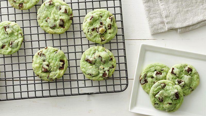Resep Cookies Coklat Mint