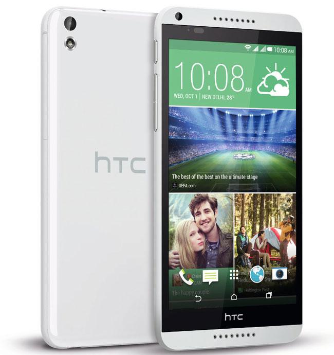 HTC Luncurkan Desire 816G Dual SIM di India