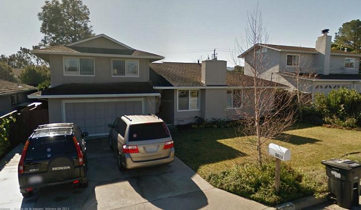 Casas bonitas americanas casas pintadas de color gris 1 for Casas pintadas de gris