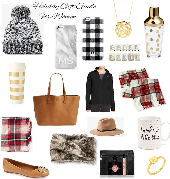 holiday gift guide for women, holiday gifts, gift ideas for women