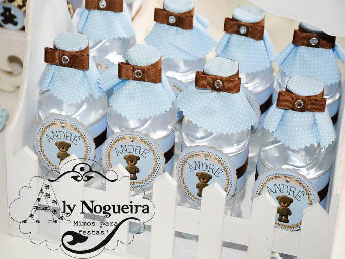 decoracao festa urso azul e marrom:Dicas de Festa Infantil: Festa Urso Marrom e Azul – Parte 2