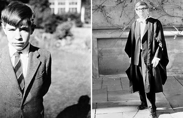 стивен хокинг википедия фото в молодости