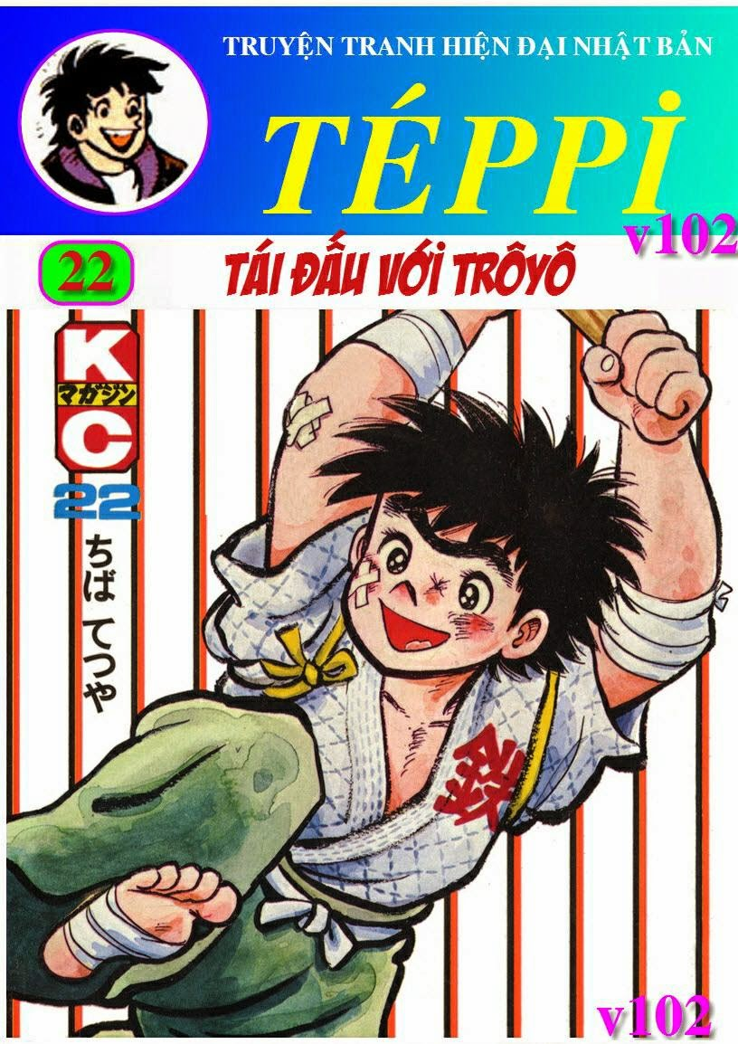 Siêu quậy Teppi chap 85 - Trang 1
