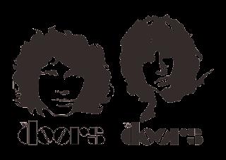Jim Morrison The Doors Logo Vector