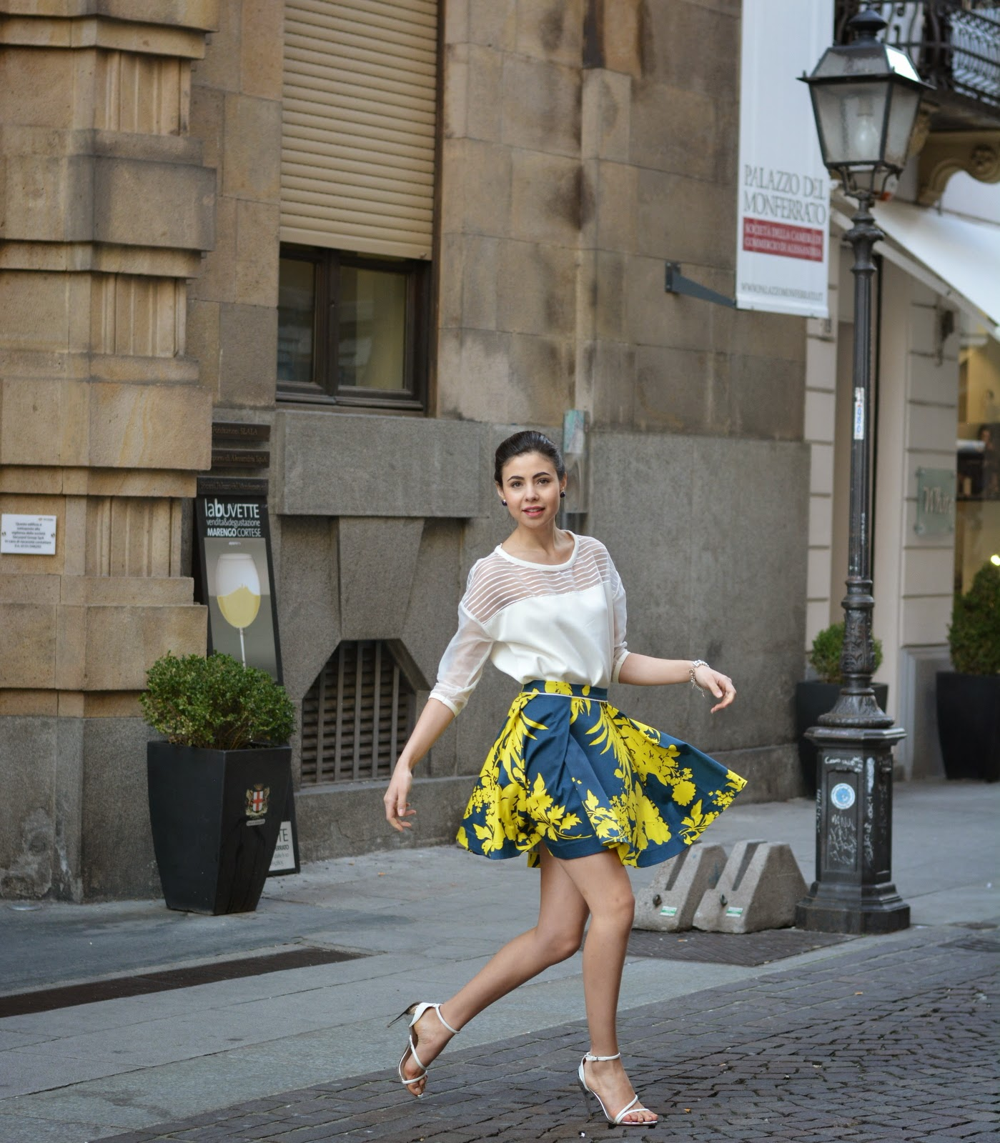 outfit, ootd, Culture & Trend, Juliane Borges, Zara, Cristiano Burani, H&M, spring