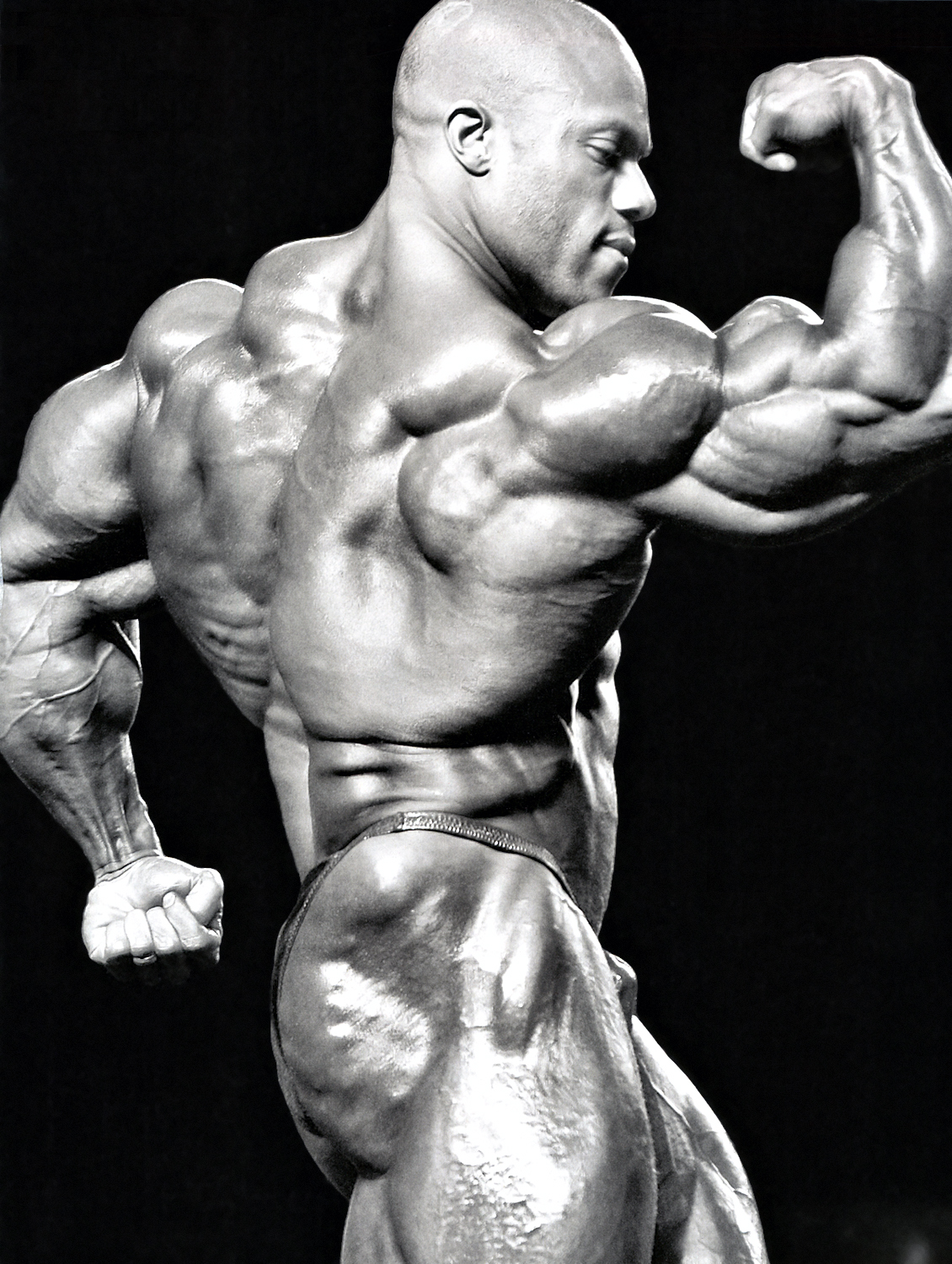 Bodybuilding schedules phil heath for The olympia