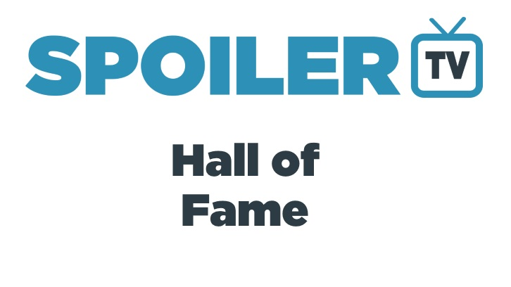 The SpoilerTV Hall of Fame Page