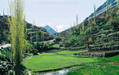 Gambar-Gambar Pemandangan Lembah Terindah