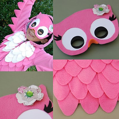 And of course there is the ever popular DIY girls owl costume from Pure Joy Events & cute hoots: Owl Halloween Costume Round-Up