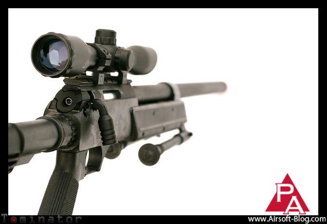 Echo1 asr advanced sniper rifle utg master sniper rifle airsoft gun