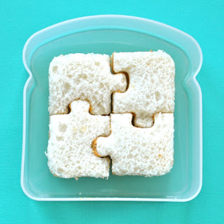 Lunch Punch Puzzle sandwich