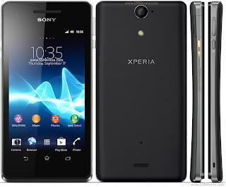 Sony Xperia V - Smartphone Canggih yang Tahan Air