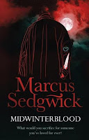 Book cover of Midwintersblood by Marcus Sedgwick
