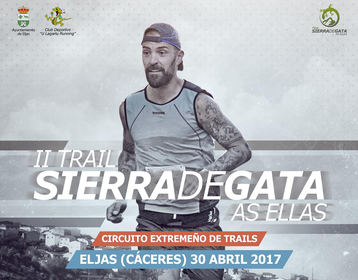 "U Lagartu Running Trail Sierra de Gata ""As Ellas"" - Eljas Carrera Solidaria"