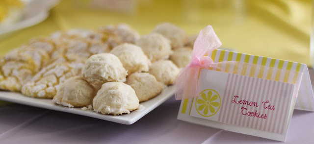 lemon party ideas