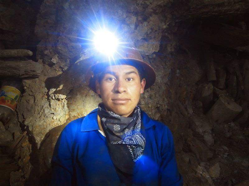 Minero de Potosí