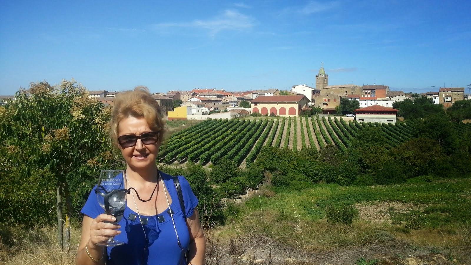 """La Rioja, tierra con nombre de vino """"Relato"""""""