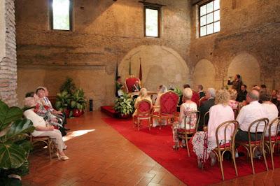 Ведущий на свадьбу по Италии церемонимейстер Тамада