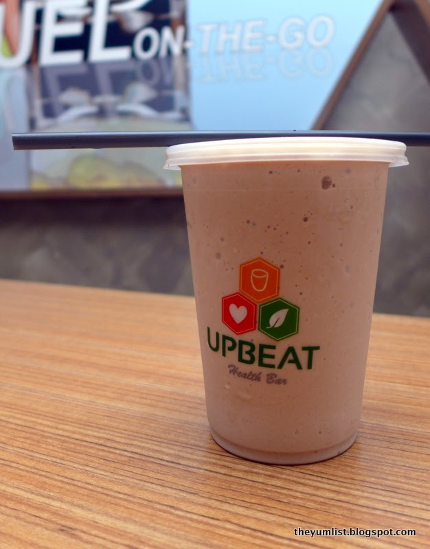 Upbeat Health Bar, Healthy Wraps, Shakes & Juice Cleanse Delivery, Avenue K