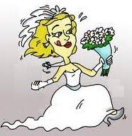 Noiva atrasada...