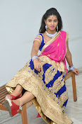Pavani Gorgeous in half saree-thumbnail-15