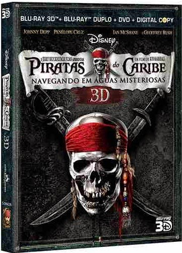 Piratas do Caribe 4 – Dublado Torrent