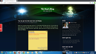 T   n Duys Blog  Duy   t web an to  n h  n v   i Comodo Dragon