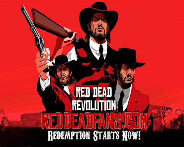 #34 Red Dead Redemption Wallpaper