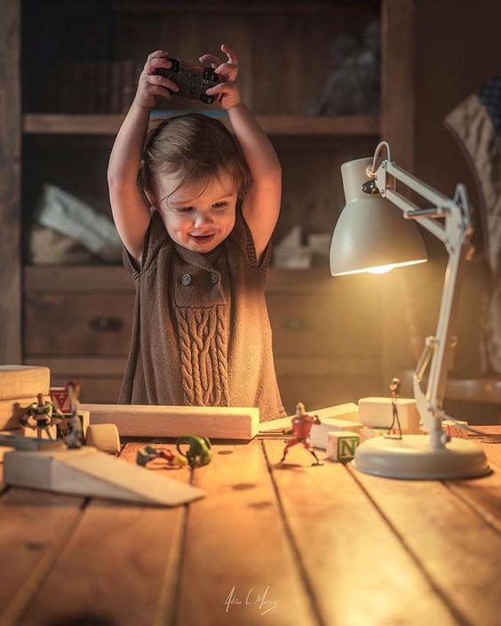 Copilăria ca o lume