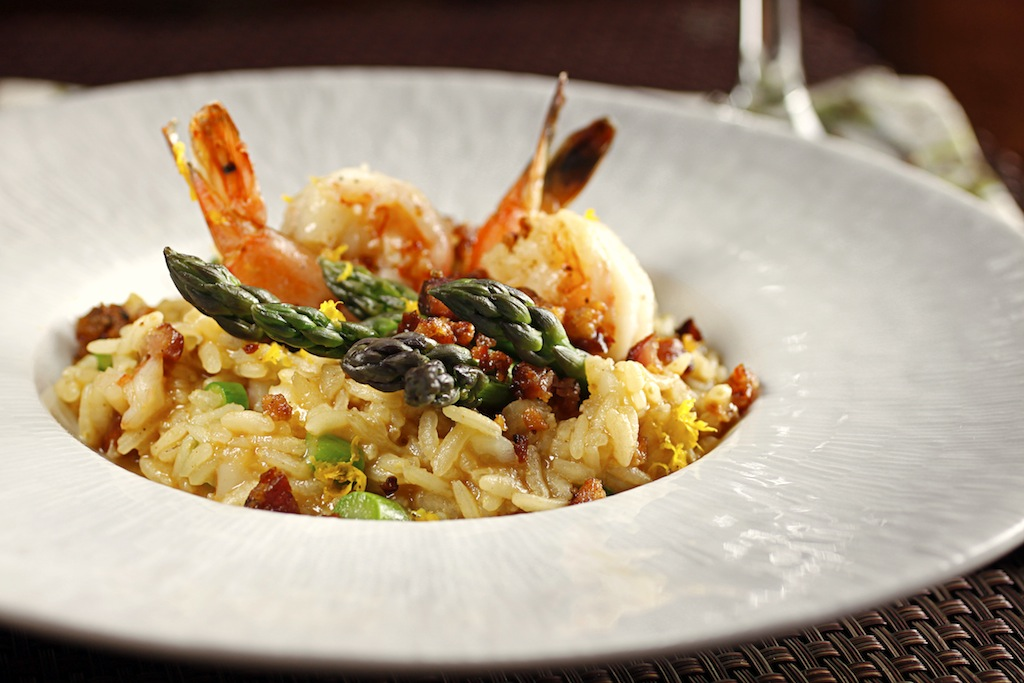... in My Soup!: French Fridays with Dorie: Shrimp and Asparagus Risotto