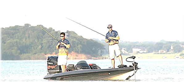 Visit paris landing collegiate bass fishing open for College bass fishing