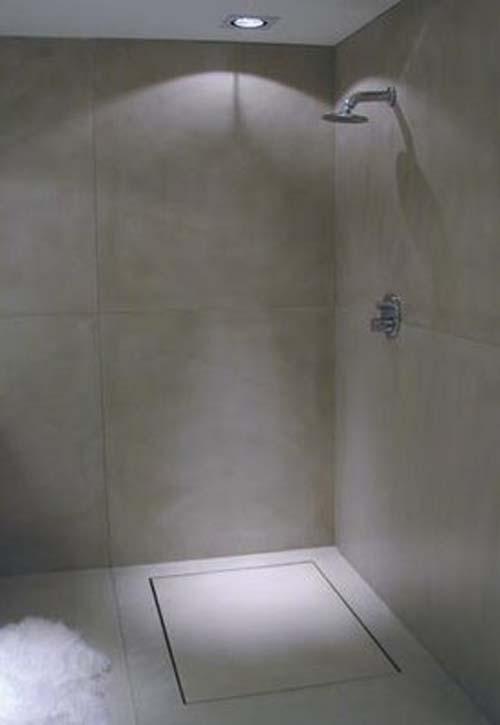 Baño Reciclado Microcemento:MICROCEMENTO EN EL BAÑO