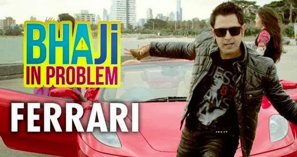 Gippy Grewal,Bhaji in Problem