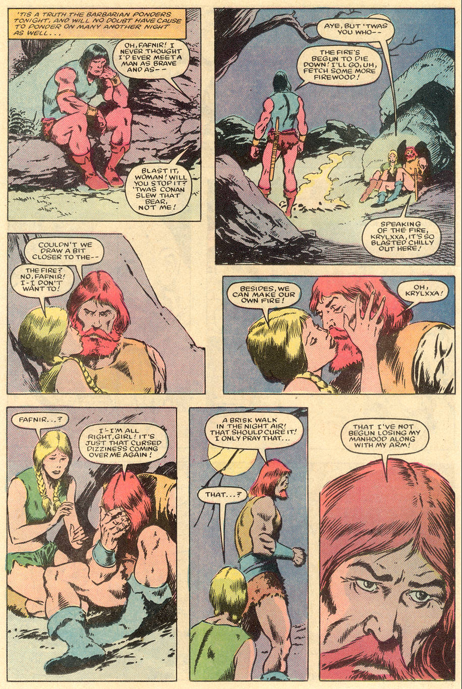 Conan the Barbarian (1970) Issue #163 #175 - English 10