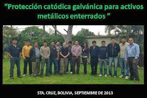 STA. CRUZ, BOLIVIA, SEPTIEMBRE 2013