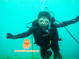 Pengenalan Dunia Bawah Air Pasir Putih Situbondo