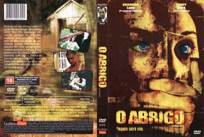 Filme O Abrigo - Bloodshed DVD Capa