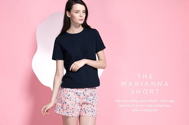 Club Monaco Lookbook. Shorts 2013
