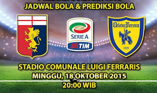 Genoa vs Chievo