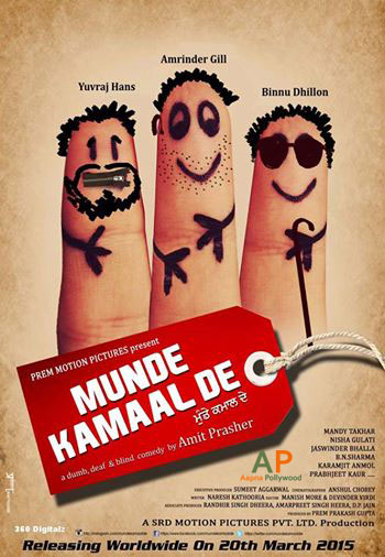 Munde Kamaal De 2015 WEBRip Download