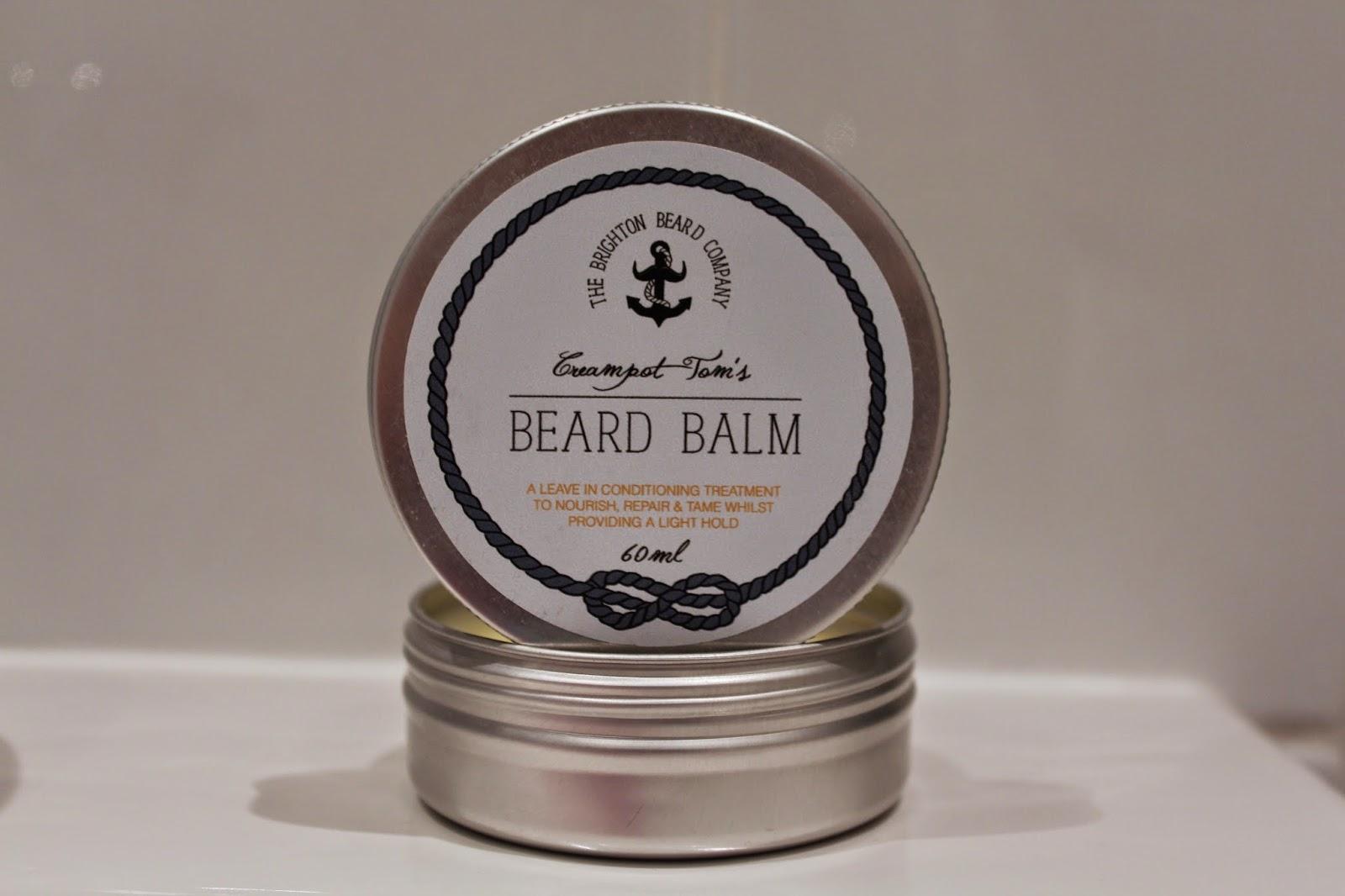 the brighton beard company beard balm