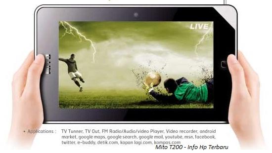 Harga Tab Mito T200 Terbaru
