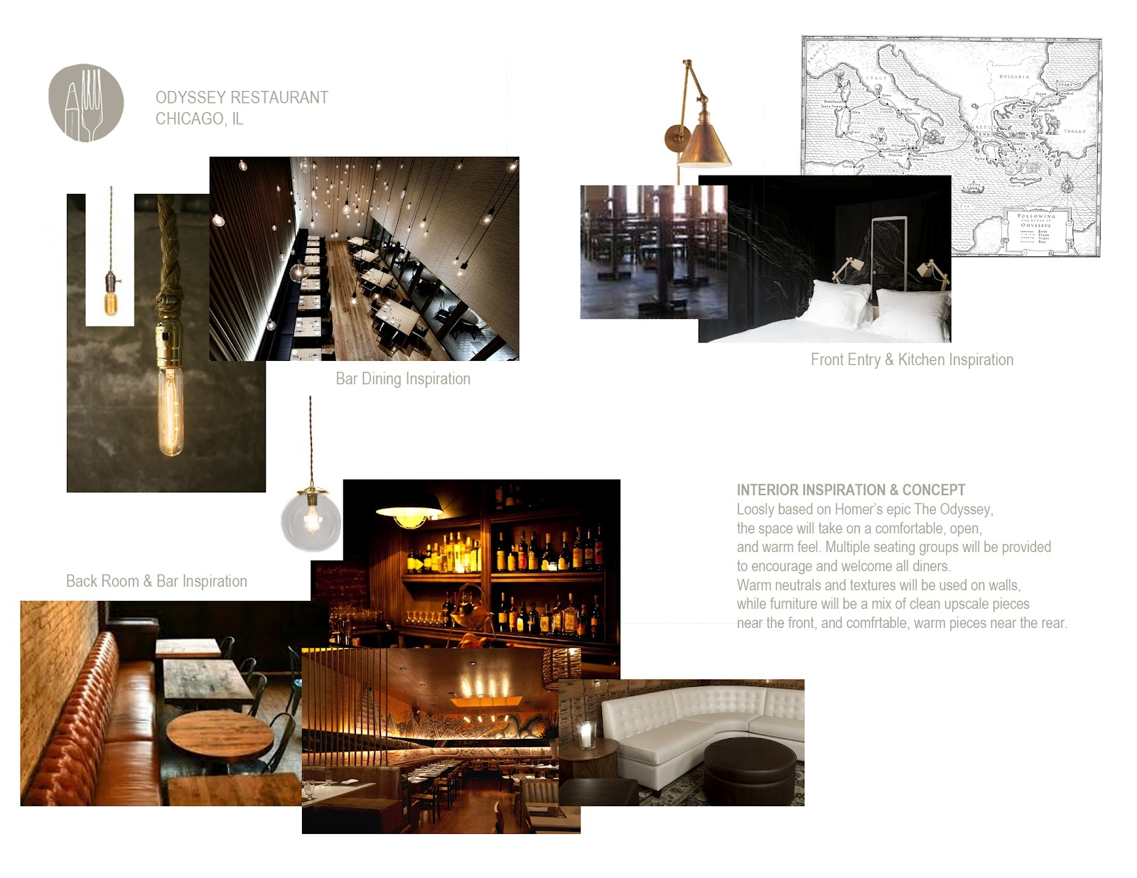 Kaper design restaurant hospitality design inspiration for Restaurant design software