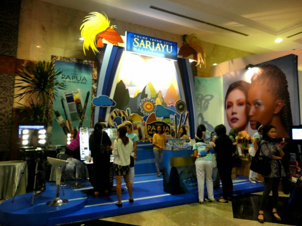 Sariayu at IFW 2015