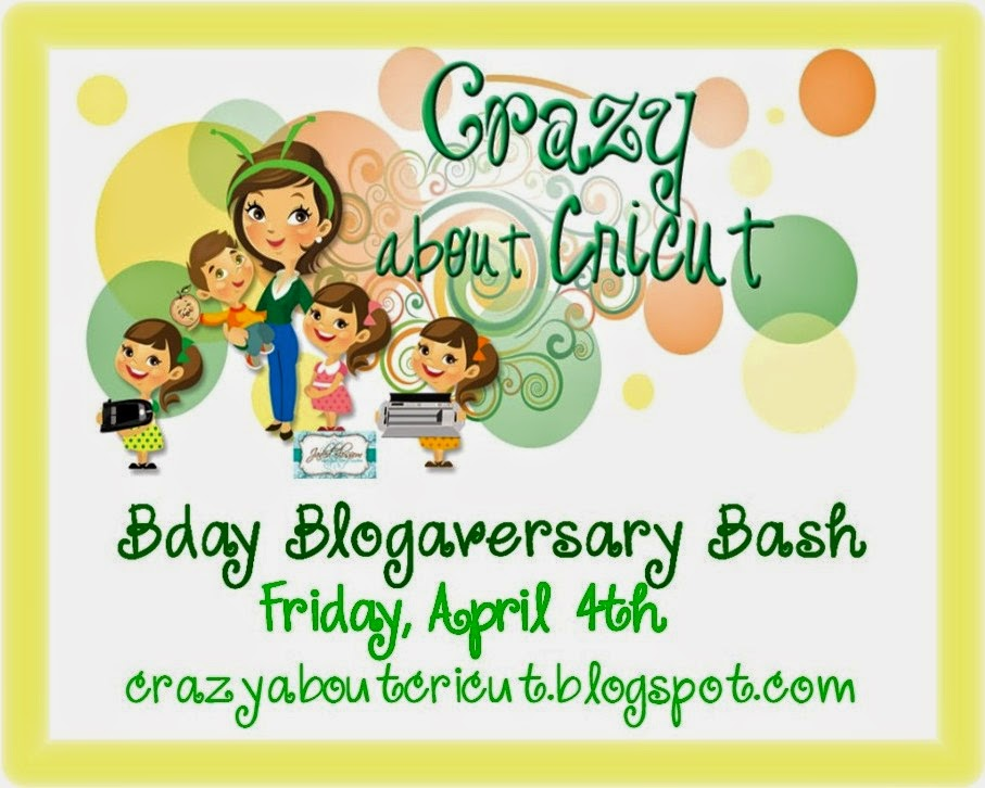 Bday Blogaversary Bash
